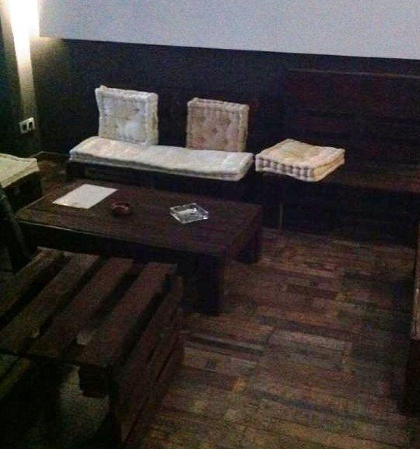 Foto: Mueble Interior Hechas de Paleta Dee Dee Club Barcelona de ...