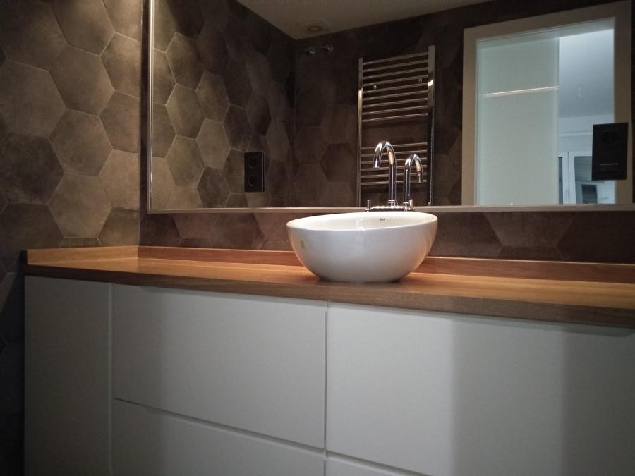 mueble lavabo baño suite