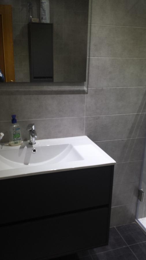 Mueble lavabo ceramico 2 cajones(color a elegir).