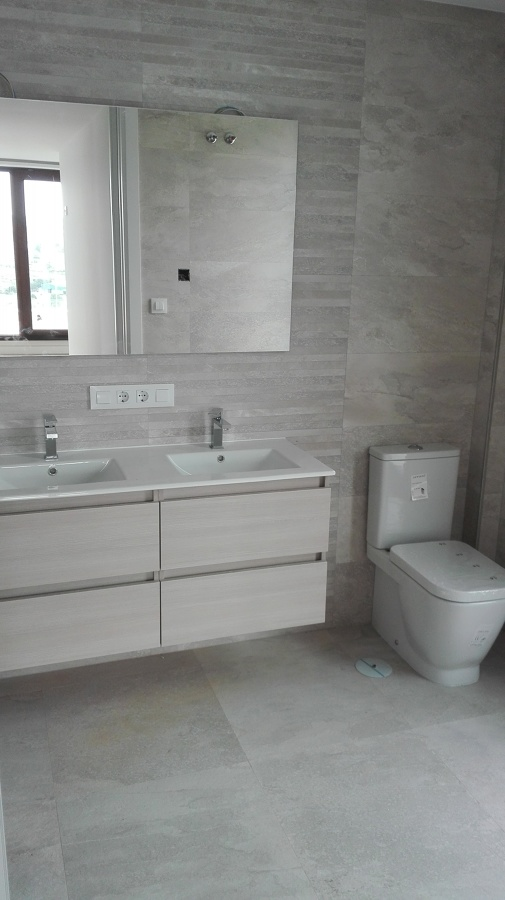 Mueble lavabo doble 1,40!!!