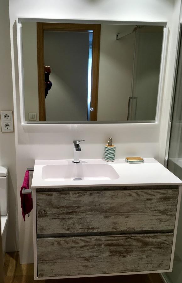 Mueble lavabo Royo Group