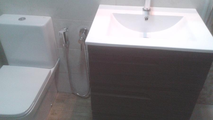 mueble lavabo Water y videta