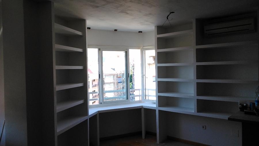 Mueble Librería pladur