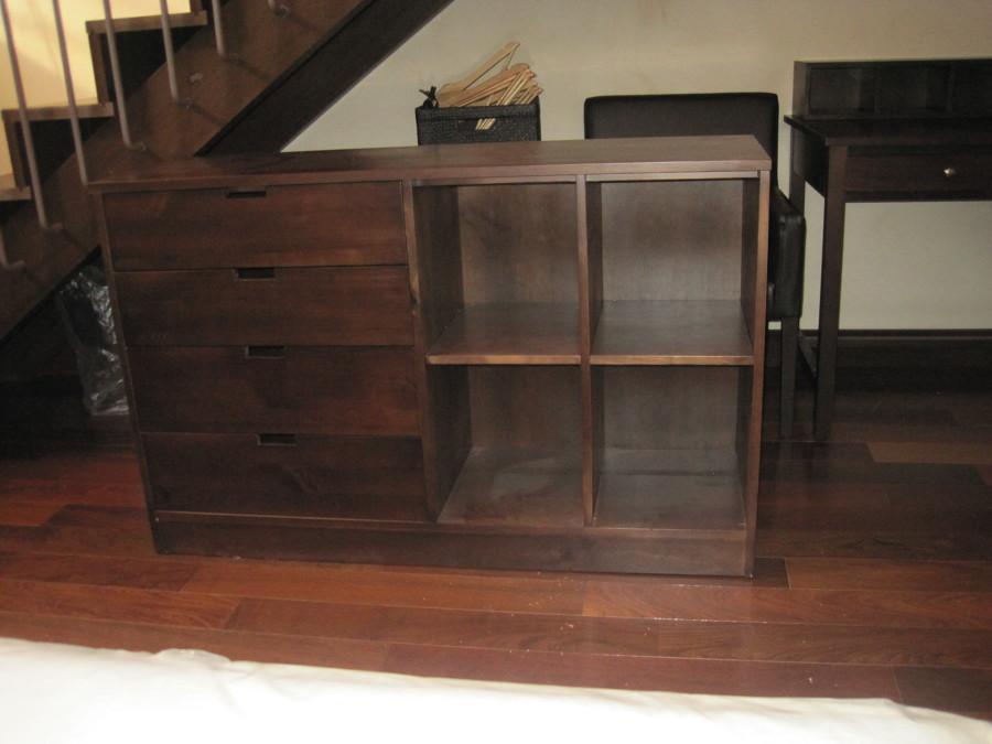 Mueble para armario vestidor