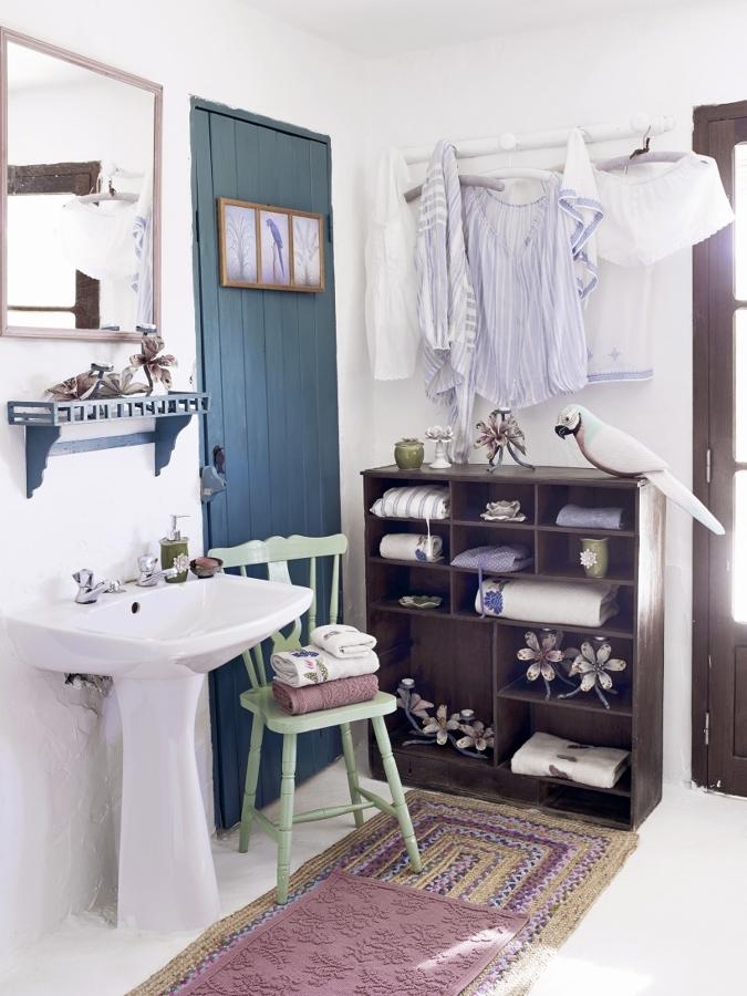 Las claves para elegir correctamente los muebles para tu - Mueble para toallas ...