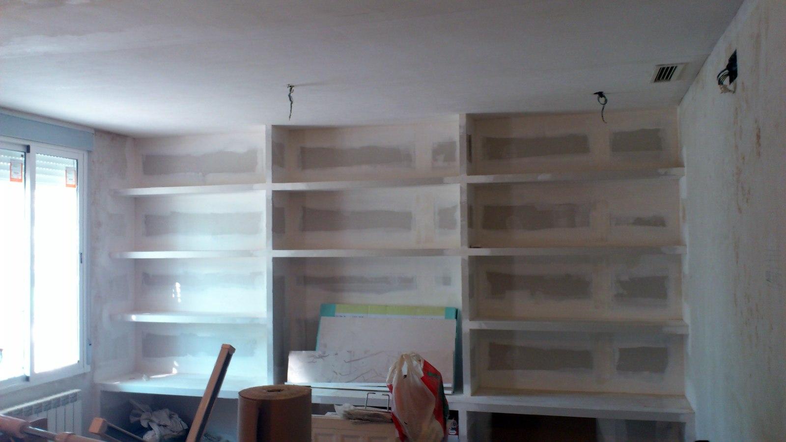 Especialistas en creacion de muebles de todo tipo con placa carton