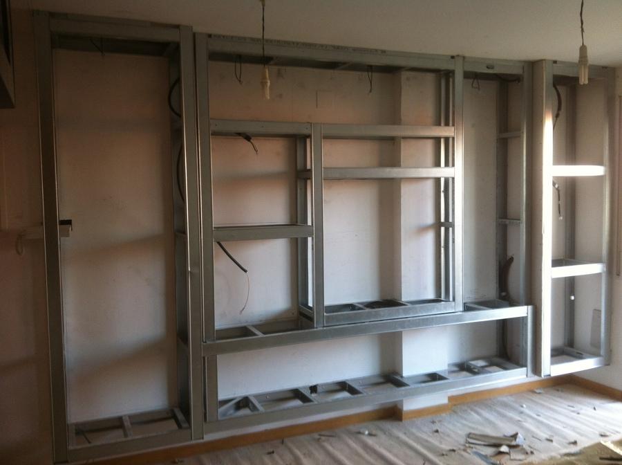Foto mueble pladur de muebles pladur 765204 habitissimo for Muebles de cocina para montar