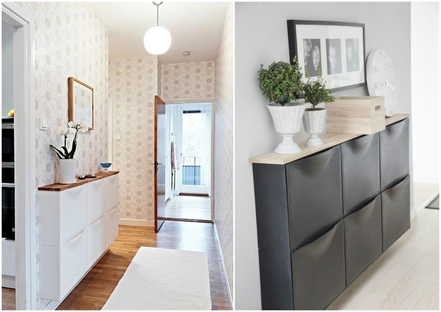 B sicos de ikea para decorar tu casa sin arruinarte ideas decoradores - Mueble tv estrecho ...