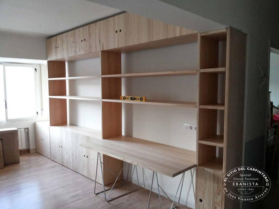 Muebles salon a medida idee per interni e mobili for Muebles salon a medida