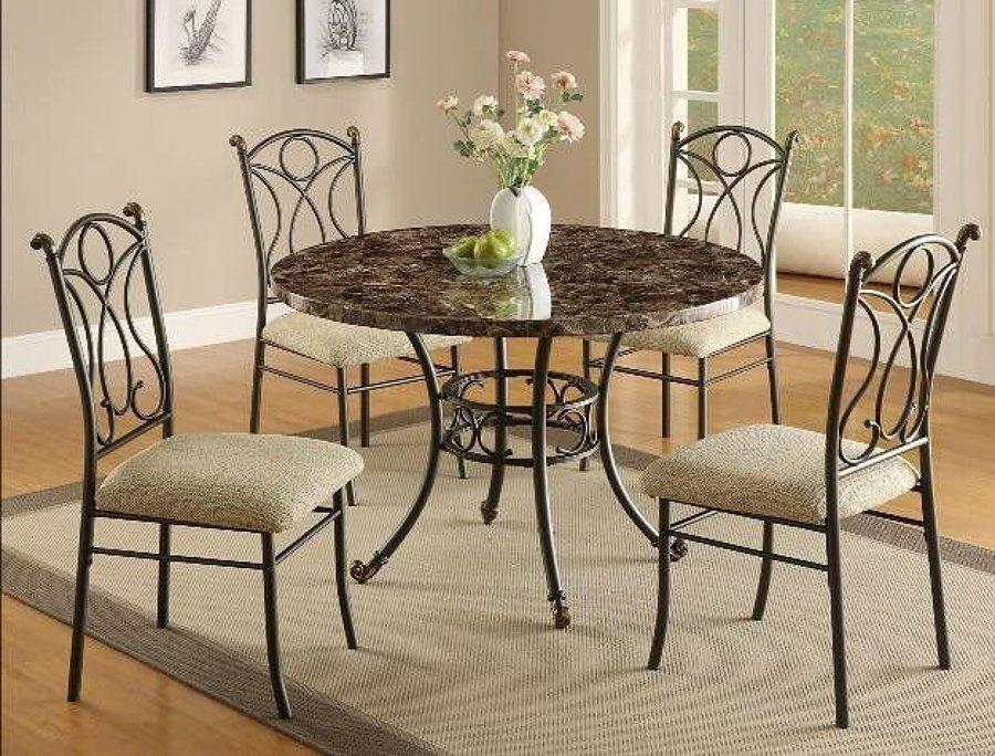 Consejos para el cuidado de los muebles de hierro ideas - Muebles de hierro forjado para jardin ...