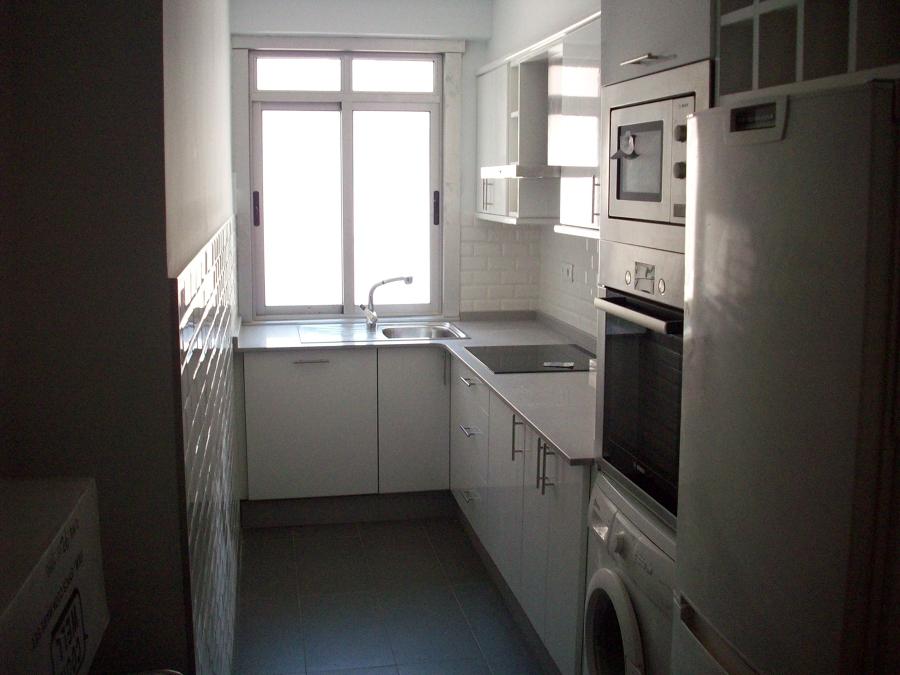 Foto muebles cocina en formica muebles brillo de - Muebles cocina formica ...