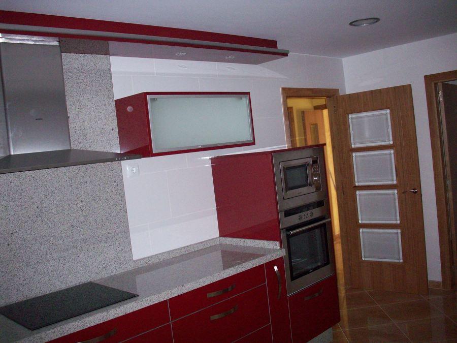 Muebles de cocina formica o lacado ideas for Muebles de formica para cocina