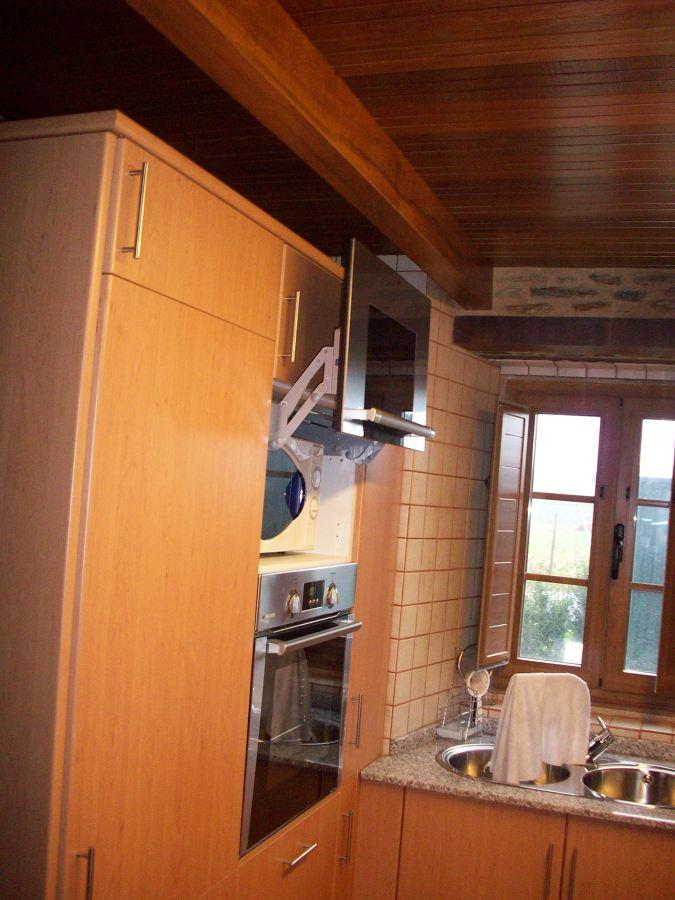 Foto muebles cocina en formica muebles mate de francisco - Muebles de cocina de formica ...
