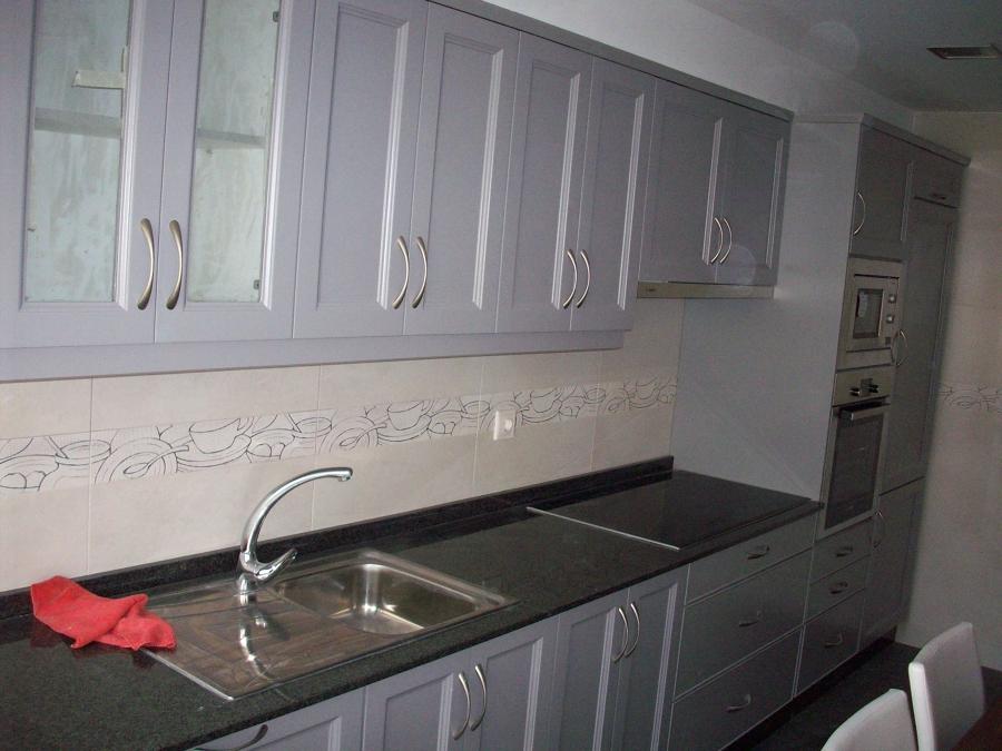 Foto: Muebles Cocina Lacados a Mano de Francisco Carneiro ...