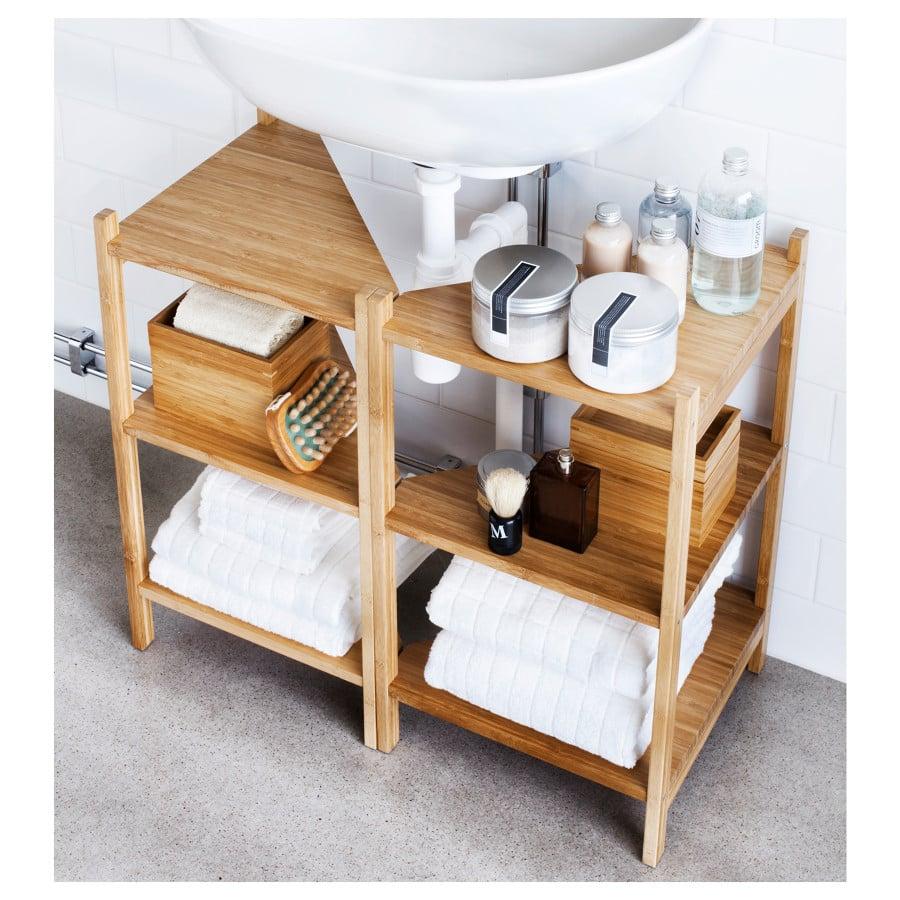 10 productos de ikea imprescindibles si vives de alquiler for Muebles de bano murcia