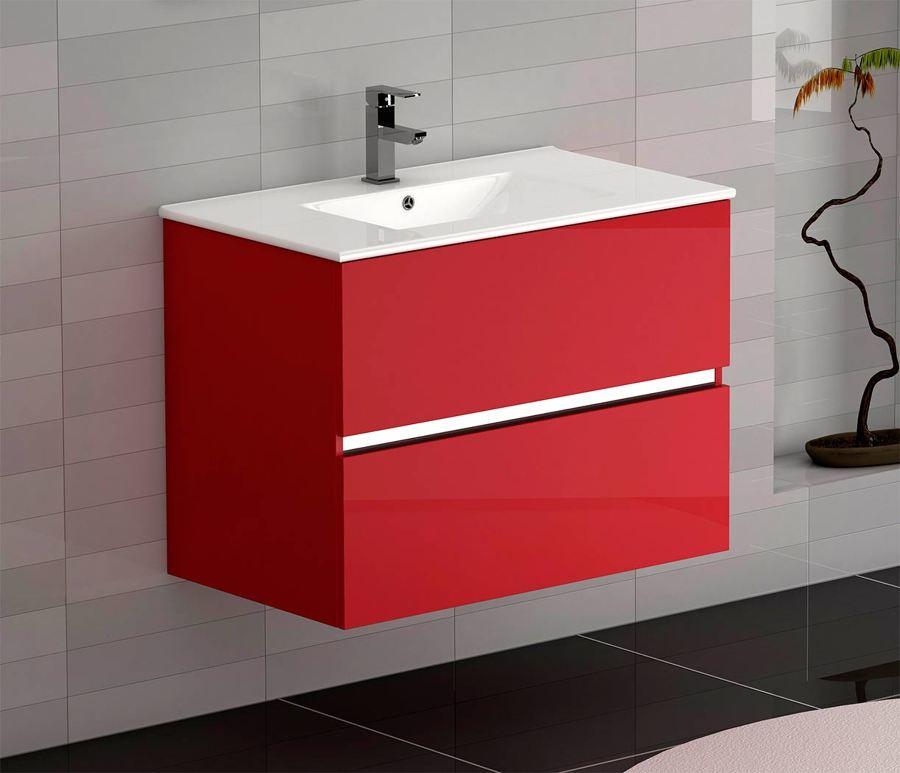 Muebles de baño varios colores