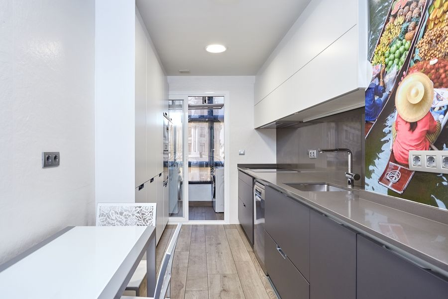 Muebles de cocina altos