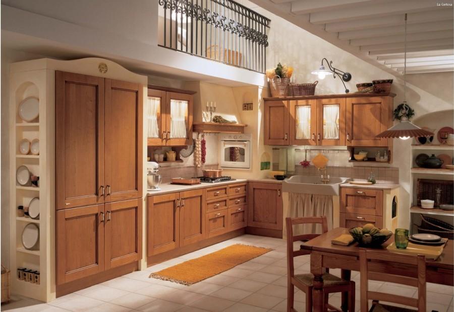 Foto: Muebles de Cocina de Madera 5 de Nova 2000 #1101016 - Habitissimo