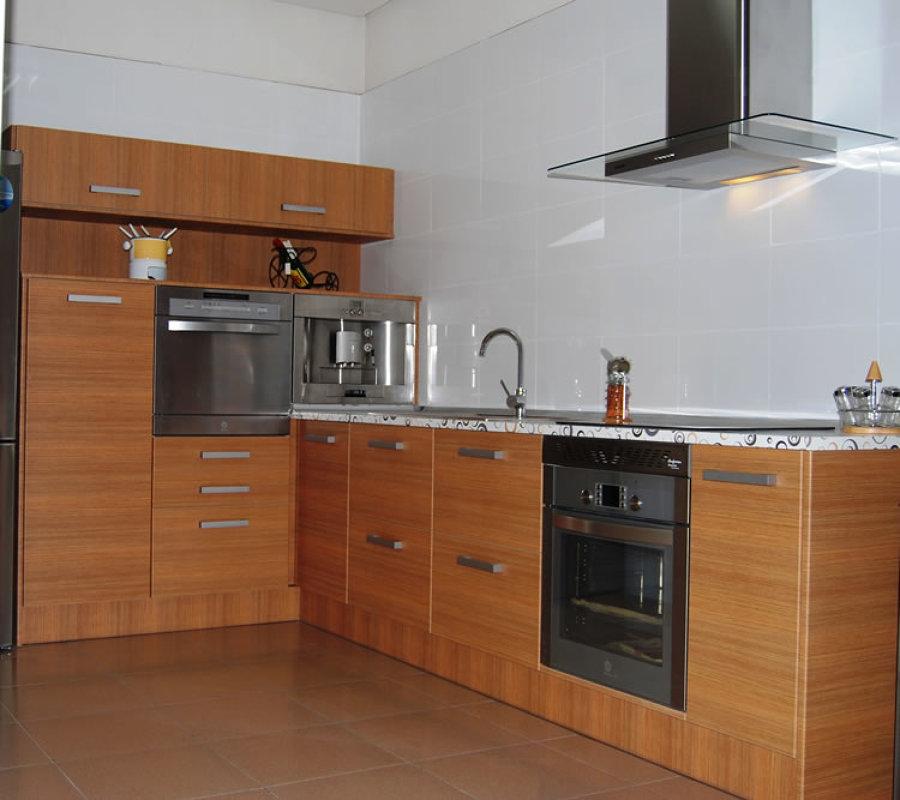 Foto: Muebles de Cocina en Polilaminado 4 de Nova 2000 #1101010 ...