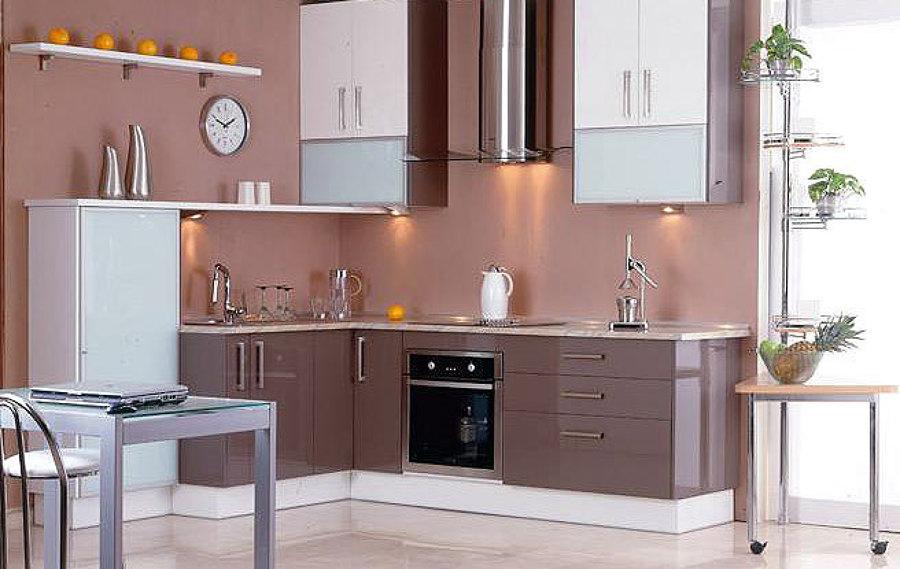 foto muebles de cocina en postformado 16 de nova 2000