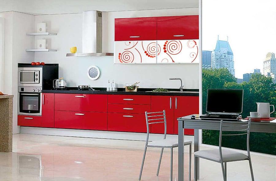 Foto muebles de cocina en postformado 15 de nova 2000 - Muebles en pontevedra ciudad ...