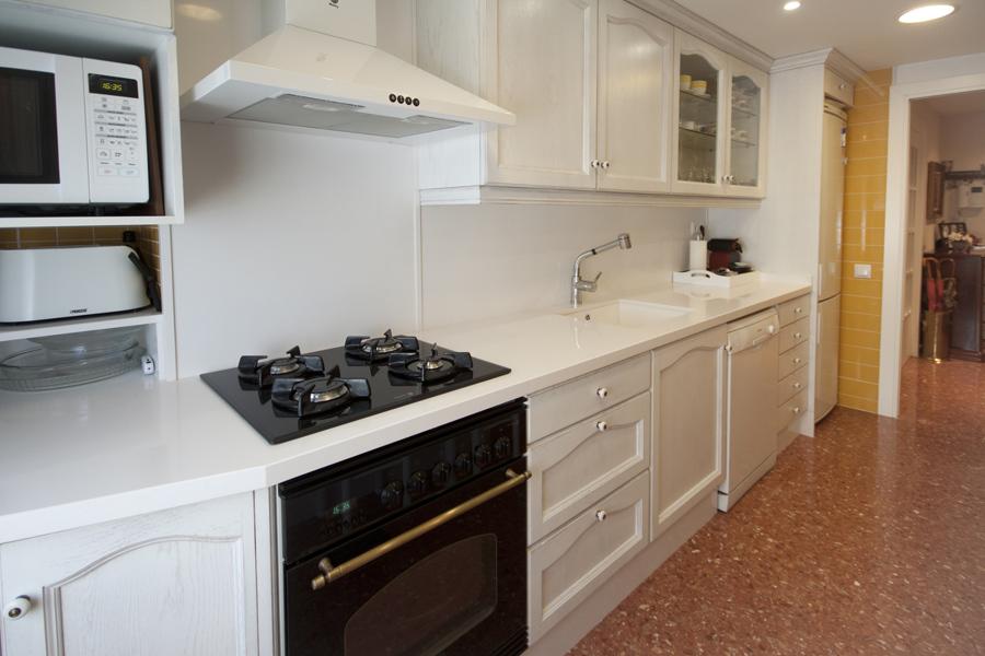 Foto muebles de cocina lacados 4 de nova 2000 1101004 - Muebles de cocina albacete ...