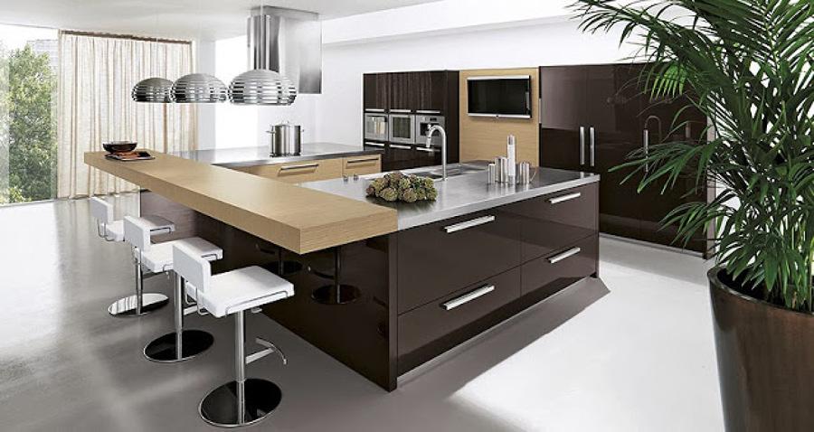 Foto muebles de cocina lacados 3 de nova 2000 1101005 - Muebles de cocina albacete ...