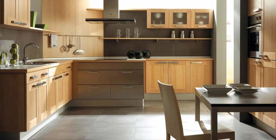 Modelos Muebles De Cocina. Stunning Fotos De Cocinas De Madera ...