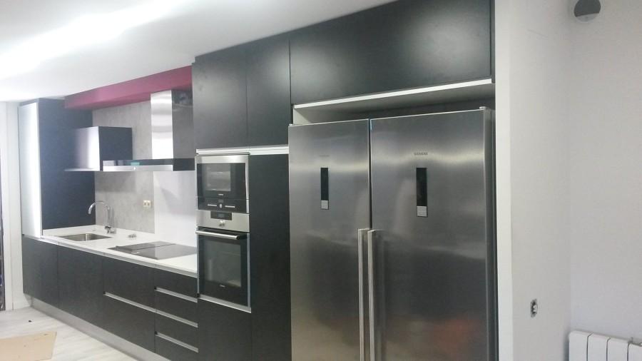 Foto muebles de cocina de s l 619333 habitissimo - Muebles de cocina albacete ...