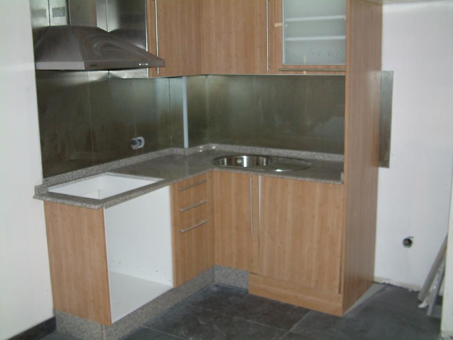 Foto muebles de cocina de reformas generales 755714 for Muebles de cocina zamora
