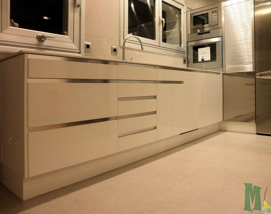 Foto muebles de cocina de limpiezas marzoa 839653 for Muebles de cocina zamora