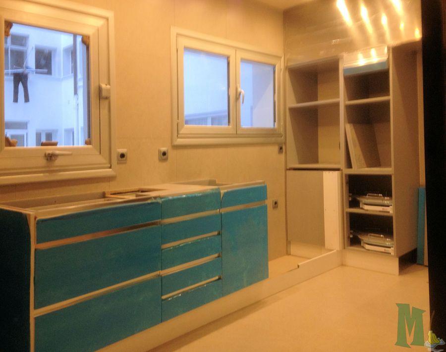 Servicio de montaje de muebles y carpinter a en asturias - Muebles de cocina en asturias ...