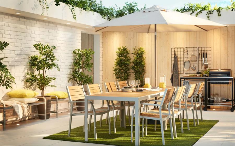 Muebles de jardín de IKEA