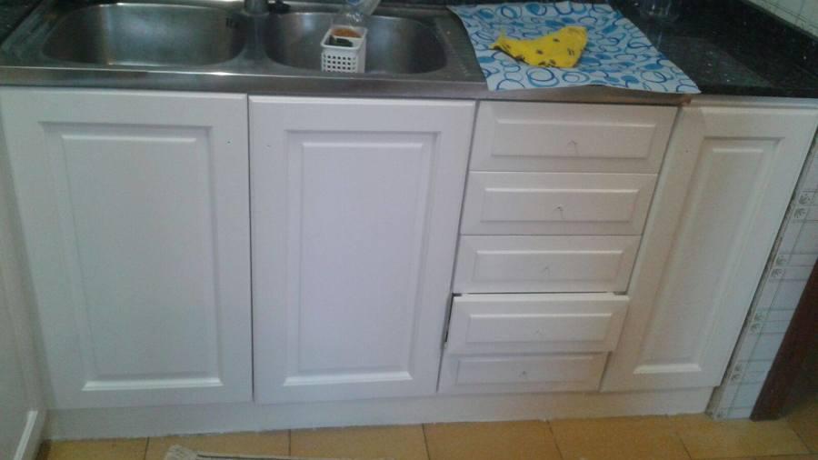lacado muebles de cocina ideas reformas viviendas