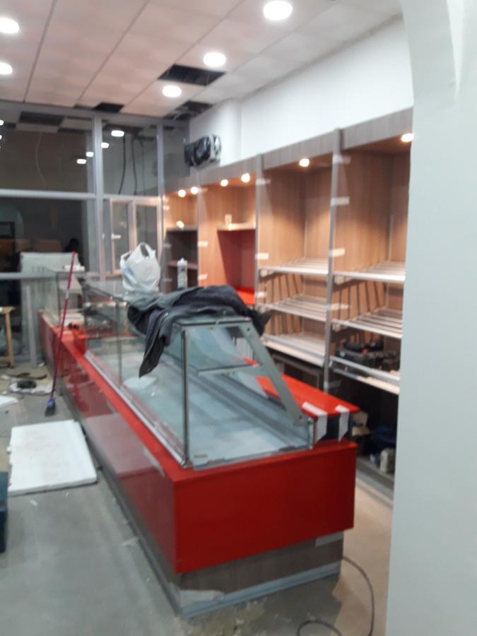 Muebles en Despacho de pan