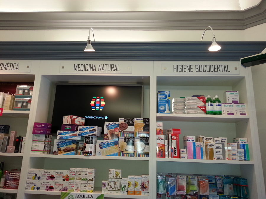 Muebles Comercios, Mobiliario Comercial para Farmacias, Tiendas de
