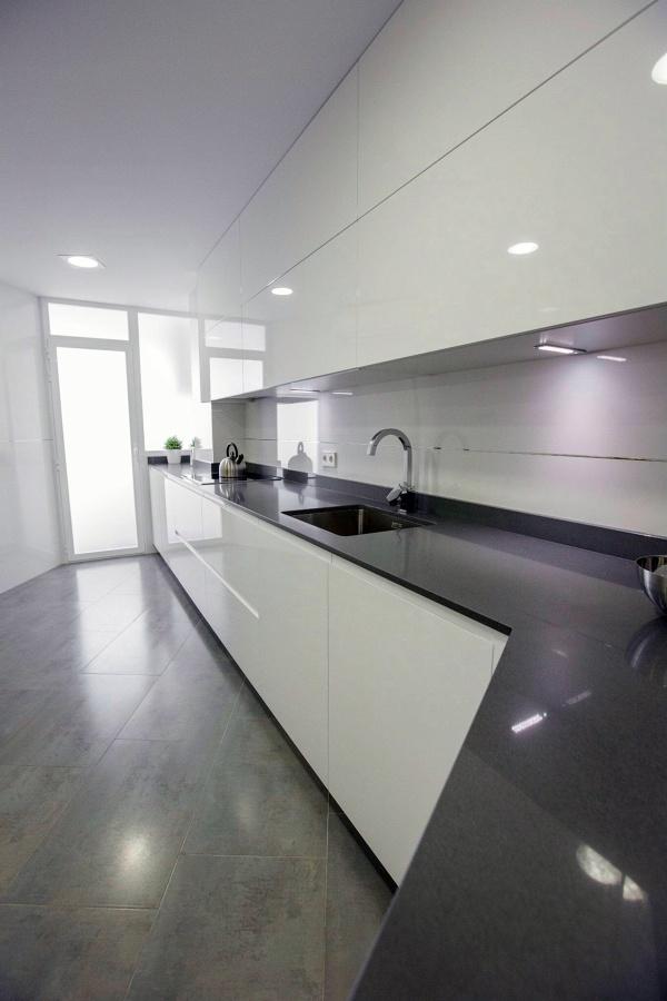 Limpiar Muebles Lacados En Blanco Que Amarillean. Perfect Puertas ...