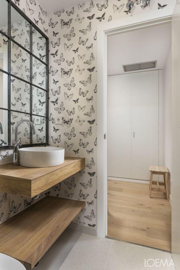 muebles pequeños baño