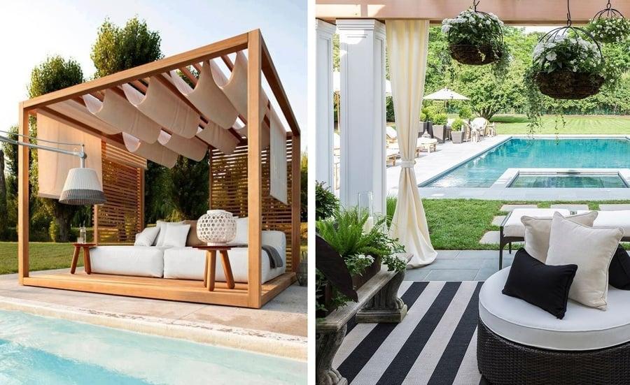 Elige las mejores tumbonas para tu piscina ideas decoradores for Que piscina puedo poner en una terraza