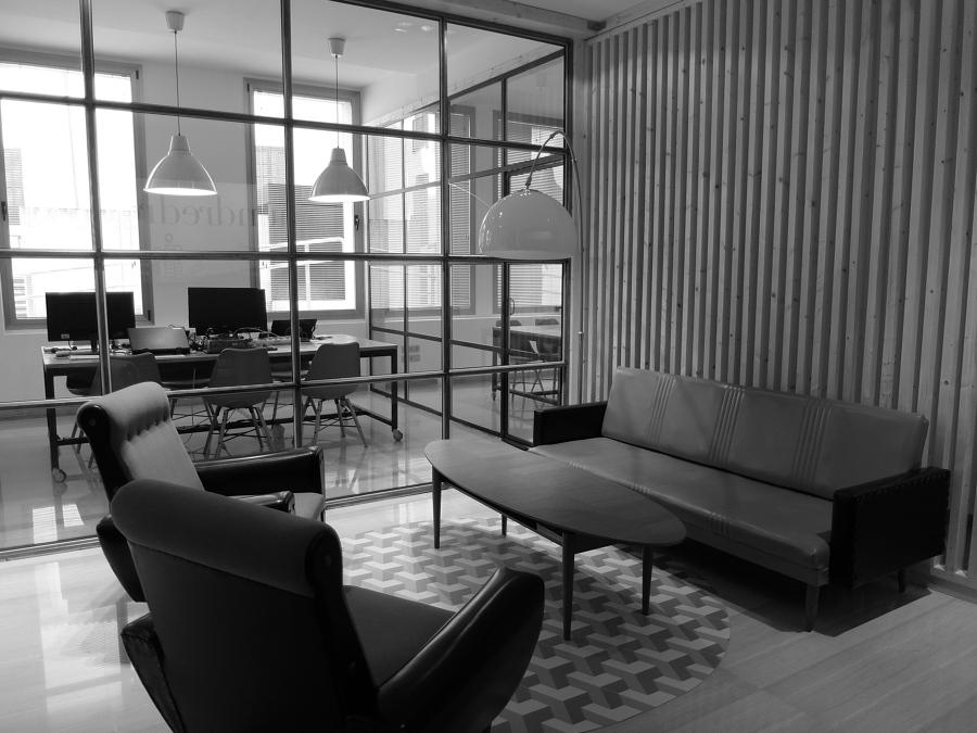 Interiorismo oficina en mallorca ideas muebles for Muebles oficina mallorca
