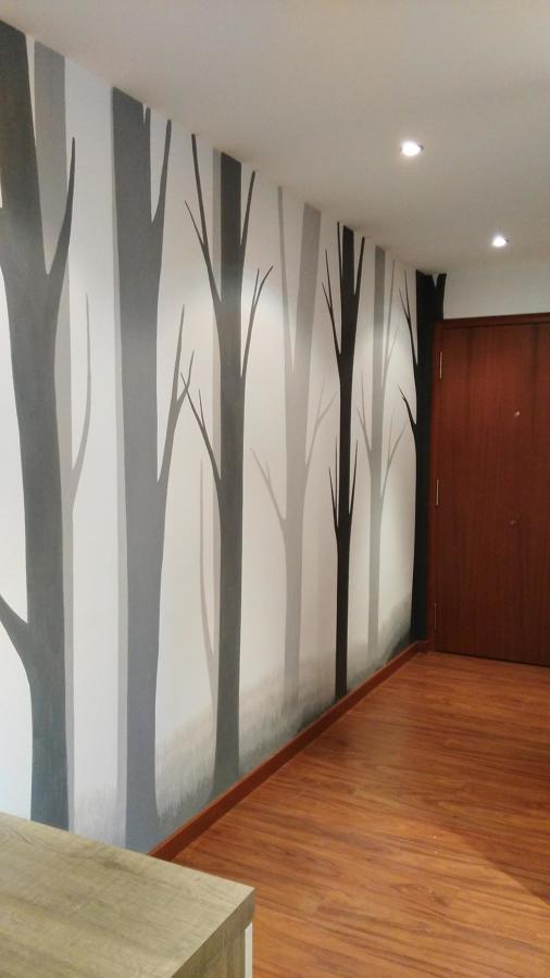 Mural pasilo