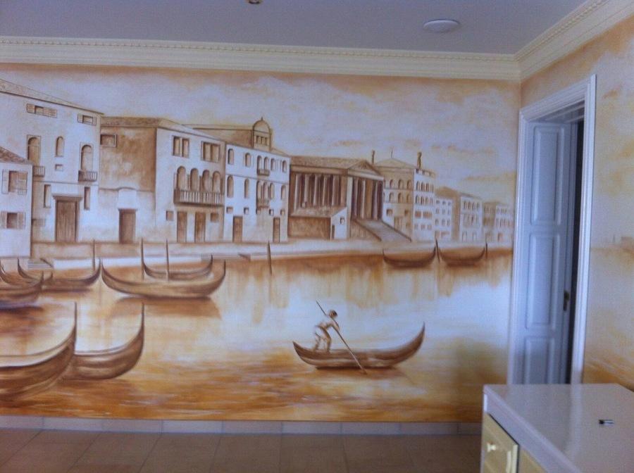 Mural Venecia