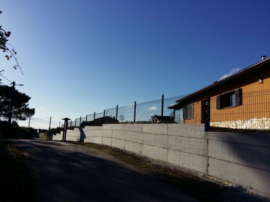 Cierre finca asturias ideas construcci n casas for Casas prefabricadas asturias