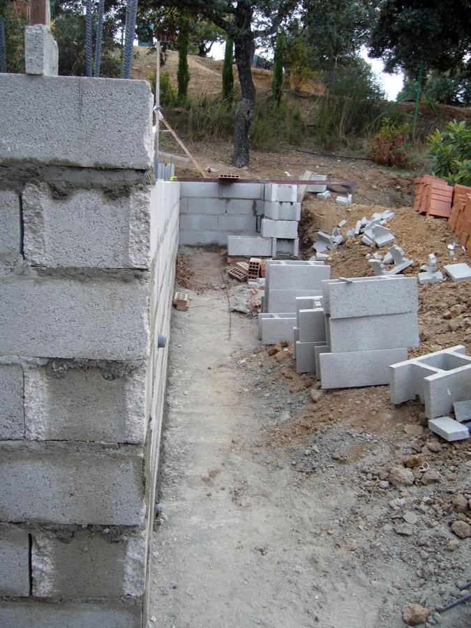 Foto muro de bloques estructurales de castillo marcin s l - Bloques para muros ...