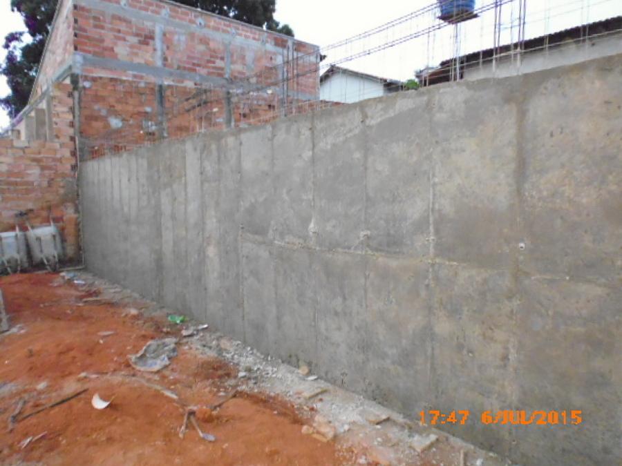 Muro de contencion de hormigon armado ideas construcci n - Muro de bloque de hormigon ...