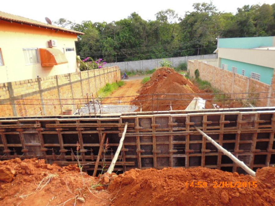 Muro de contencion de hormigon armado ideas construcci n for Construccion casas hormigon