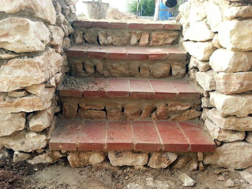 Muro piedra seca