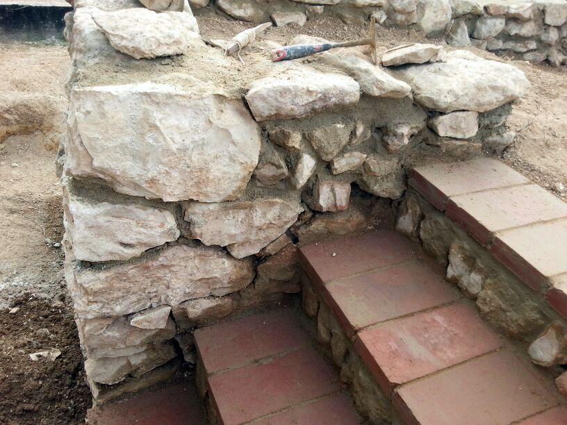 foto muro piedra seca de construcciones jl s nchez On muro piedra seca