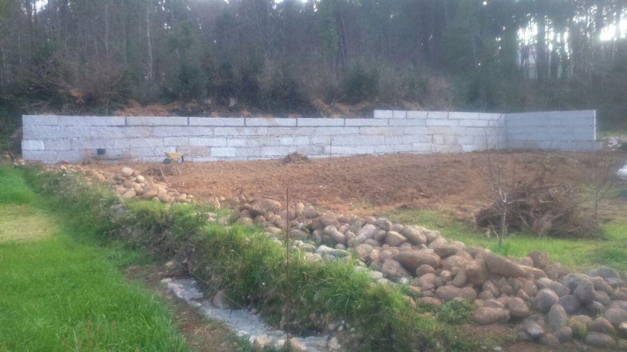 Muros de contencion de piedra en with muros de contencion - Muros de contencion de piedra ...