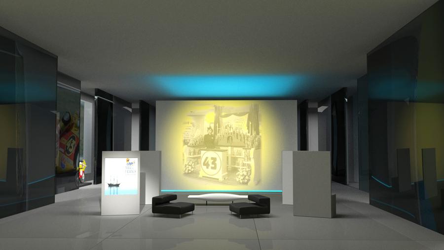 Museo Licor 43. Cartagena.